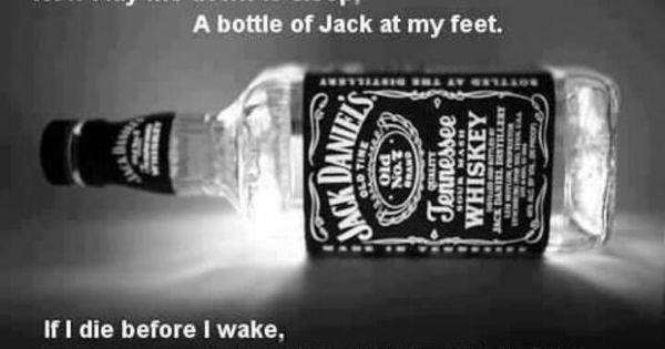 meet my friend jack daniels