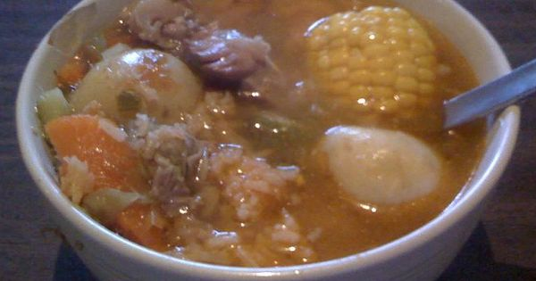 Its that time of year! Can't wait for Caldo de Res Mexican