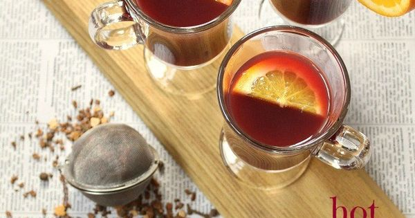 mulled wine recipe ForkandCork