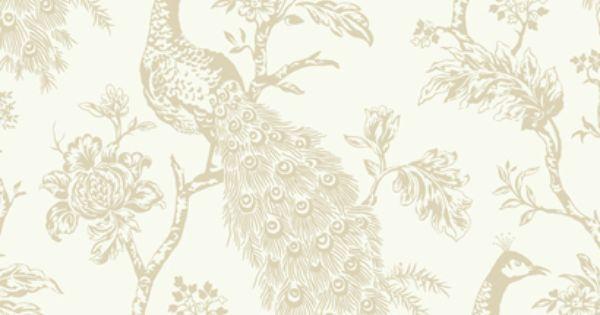York Wallcoverings WM2518 Williamsburg Solomon/'s Seal Wallpaper