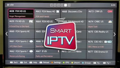 Install Iptv Smart Tv On Smart Tv Lg Tv Box Sport