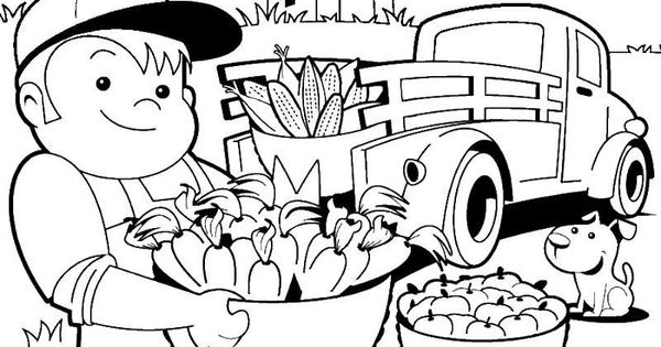 Dibujos De Agricultura Para Colorear Imagui Character Business Pages Fictional Characters