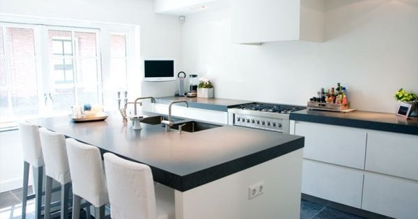 Mooie keuken  HOME  Keuken  Pinterest