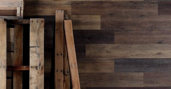 pallet wood peel and stick wall planks pallet wood walls pallet wood and wood walls. Black Bedroom Furniture Sets. Home Design Ideas