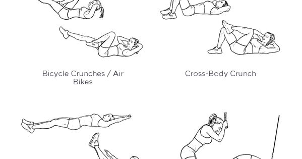 Awesome Abs Workout: my custom printable workout by @WorkoutLabs workoutlabs customworkout