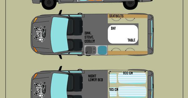 ford transit camper awesome video showing storage etc. Black Bedroom Furniture Sets. Home Design Ideas