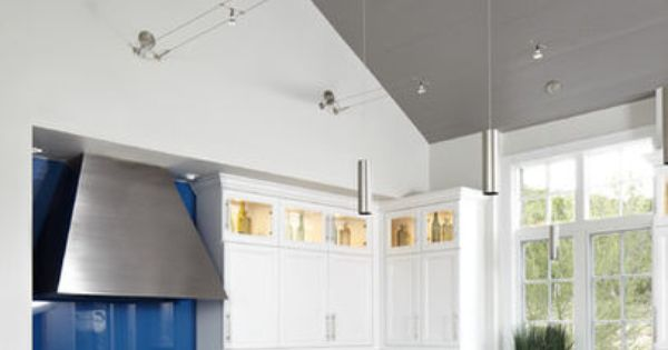 vaulted ceiling with kable lighting tech lighting cathedral ceiling track lighting