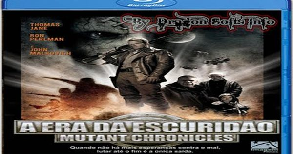 A Era Da Escuridao Mutant Chronicles Filme Completo Em Hd