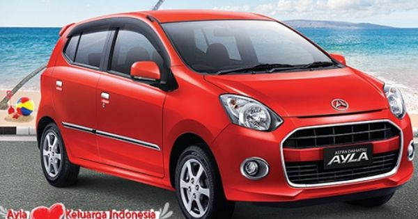 Sds Showroom Daihatsu Soepomo Ayla Daihatsu Mobil Baru Mobil