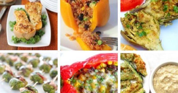 24 Unique Vegetable Recipes