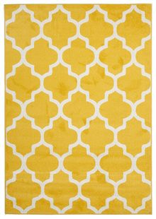 Matrix 310 Yellow Rug Outdoor Rugs