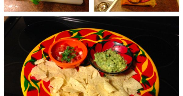 Recipe and Salsa on Pinterest