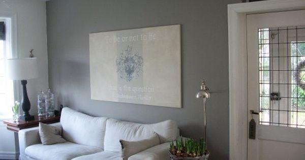 Vtwonen opzet riviera maison met ton model deurkruk van wallebroek woonkamer muur - Model woonkamer ...