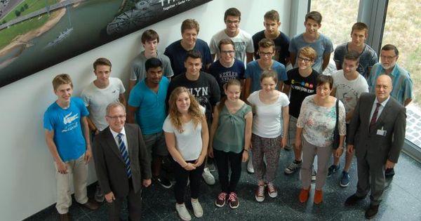 Karrieren Starten Bei Thales Deutschland Direkt Nach Dem Schulabschluss Schulabschluss Duales Studium Karriere