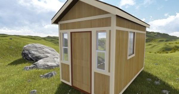 8x12 Tall Gable Storage Shed Plan Diy Shed Plans Shed Plans Shed Diy Shed Plans