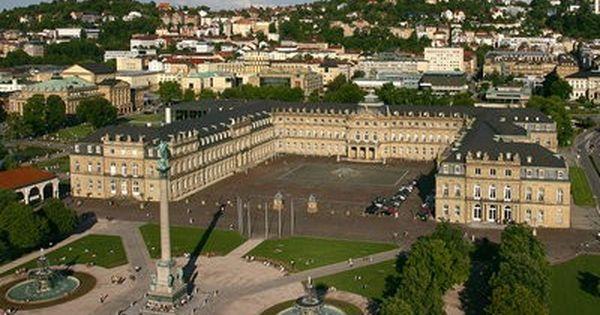 Neues Schloss Stuttgart Schloss Stuttgart Architektur Schloss