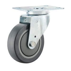 Hospital Trolley Caster Hospital Bed Caster Wheel Material Tpr Pa Size 3 X 32mm 4 X 32mm 5 X 32mm Loading Capacity 80kg Bed Casters Hospital Bed Caster
