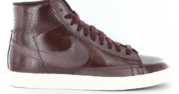 online store 4e3f6 238c3 ... nike blazer mid premium sneaker a collo alto uomo ...