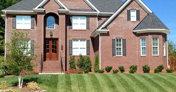 Beautiful Home Using Pine Hall Brick 39 S Richmond Hill
