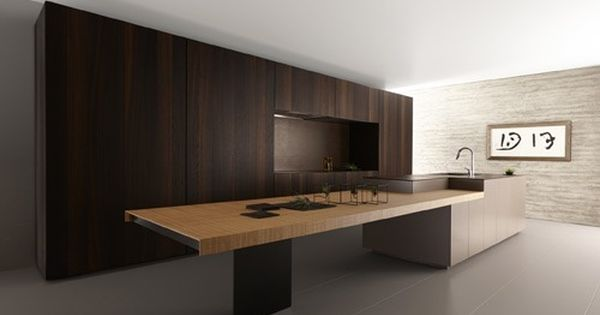 Wonen Interieur Design Japans Minimalisme In De Keuken Met Dekton