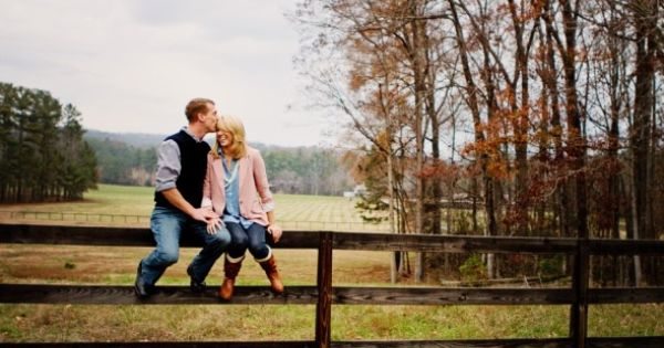 Country couples photos