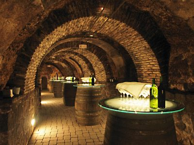 The Beauty Of An Old Wine Cave Wine Cellar Design Wine Tasting