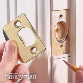 Repair Loose Door Handle