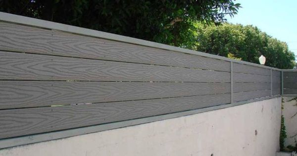 41018720391 Fence Toppers Patio Fence Vinyl Fence