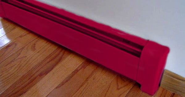 Can You Paint Rusty Baseboard Heaters Baseboard Heater Baseboards Baseboard Heater Covers