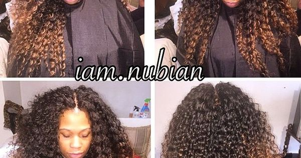 Stylists, Hair tips and Crochet braids on Pinterest