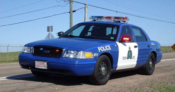 Ford Crown Victoria Police Interceptor Cvpi Royal