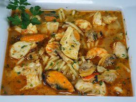 Sopa De Pescado Olla Gm Con Imagenes Sopa De Pescado Sopas