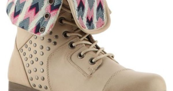 Fold over combat boots | My Style | Pinterest | I wish, Combat ...