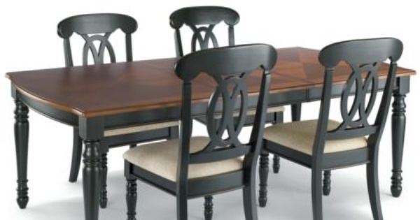 Raleigh 5 pc dining set found at jcpenney furniture for Dining room tables jcpenney