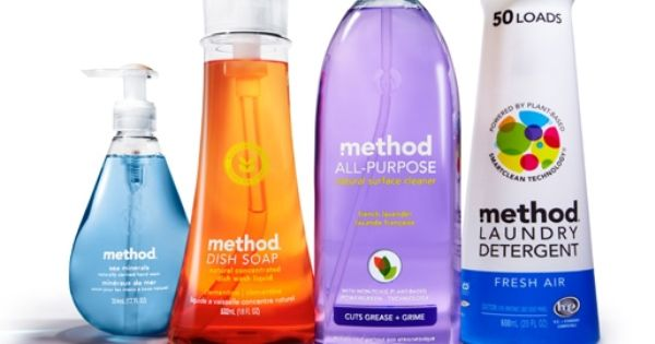 Green Merger Method Bought By Ecover Method Cleaning Products