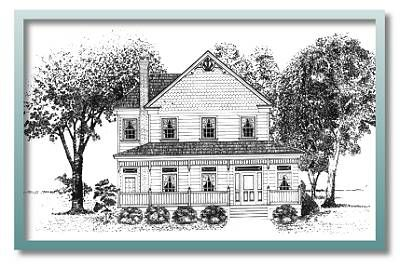 Authentic Historical Designs Llc House Plan I Like The