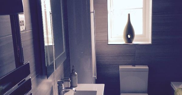 Small Wooden Bathroom By Damian From Fareham Vpshareyourstyle Vpshareyourstyle Pinterest