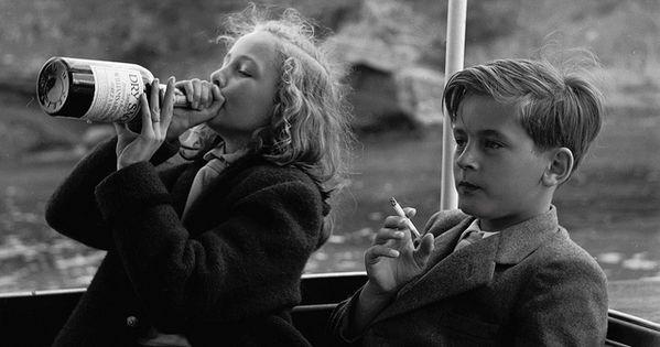 Princess Yvonne and Prince Alexander of Sayn Wittgenstein Sayn (1955) Germany