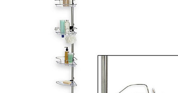 Easy To Install Door Locks Without Tools : The oxo good grips lift lock pole caddy features