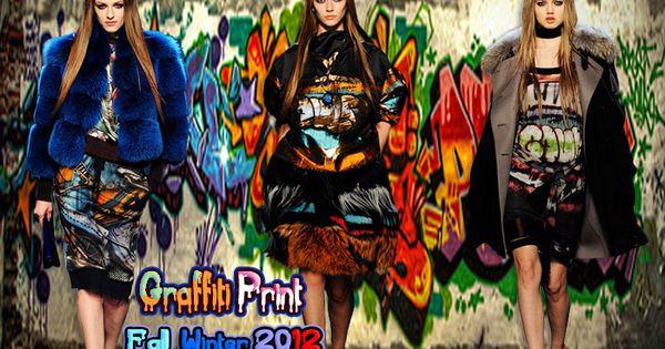 the trend of graffiti-#41