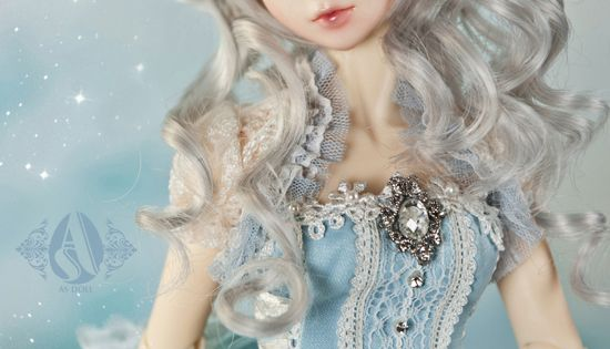 Angell-studio(bjd doll)---Dina--1/4 girl