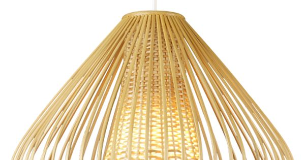 birman suspension en bambou lampe pinterest lampes suspendues lumi res. Black Bedroom Furniture Sets. Home Design Ideas
