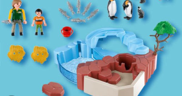 Playmobil zoo cerca con google playmobile pinterest for Playmobil kinderzimmer 4287