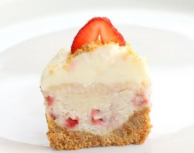Strawberry Cheese Cake desserts