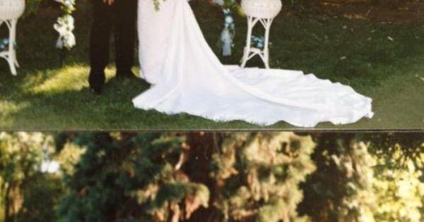 Jacoby and Kelly Shaddix on their wedding day | My idol....