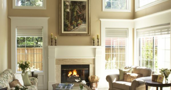 Traditional living room home office paint colors design - Traditional living room paint colors ...
