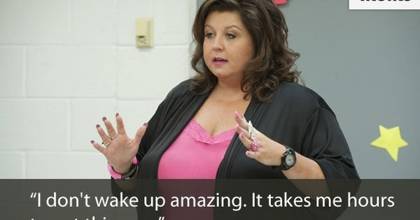 """The Top 20 Abby Lee Miller Quotes From """"Dance Moms"""