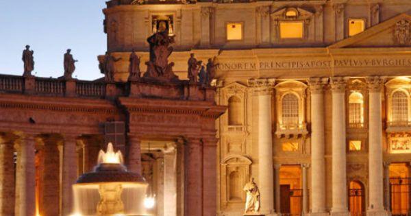Basilica de San Pedro. Rome. Italy.