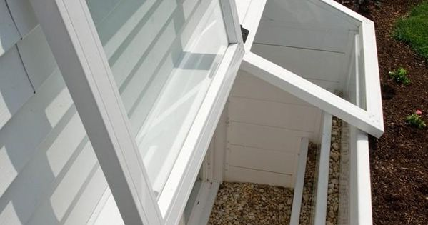 Window Well Cover Idea Redi Exit Egress Systems Two