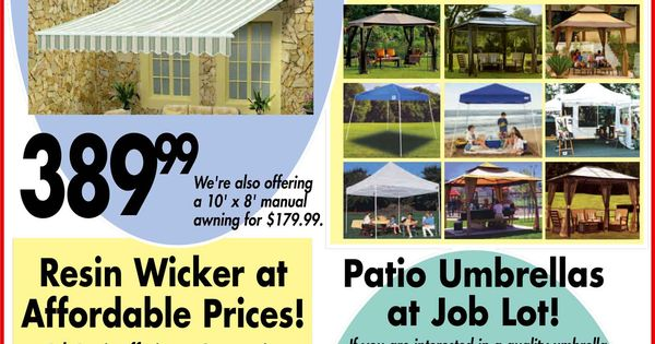 Think Spring Or Summer Ocean State Job Lot Has Fantastic Deals And All Your Outdoor Needs We